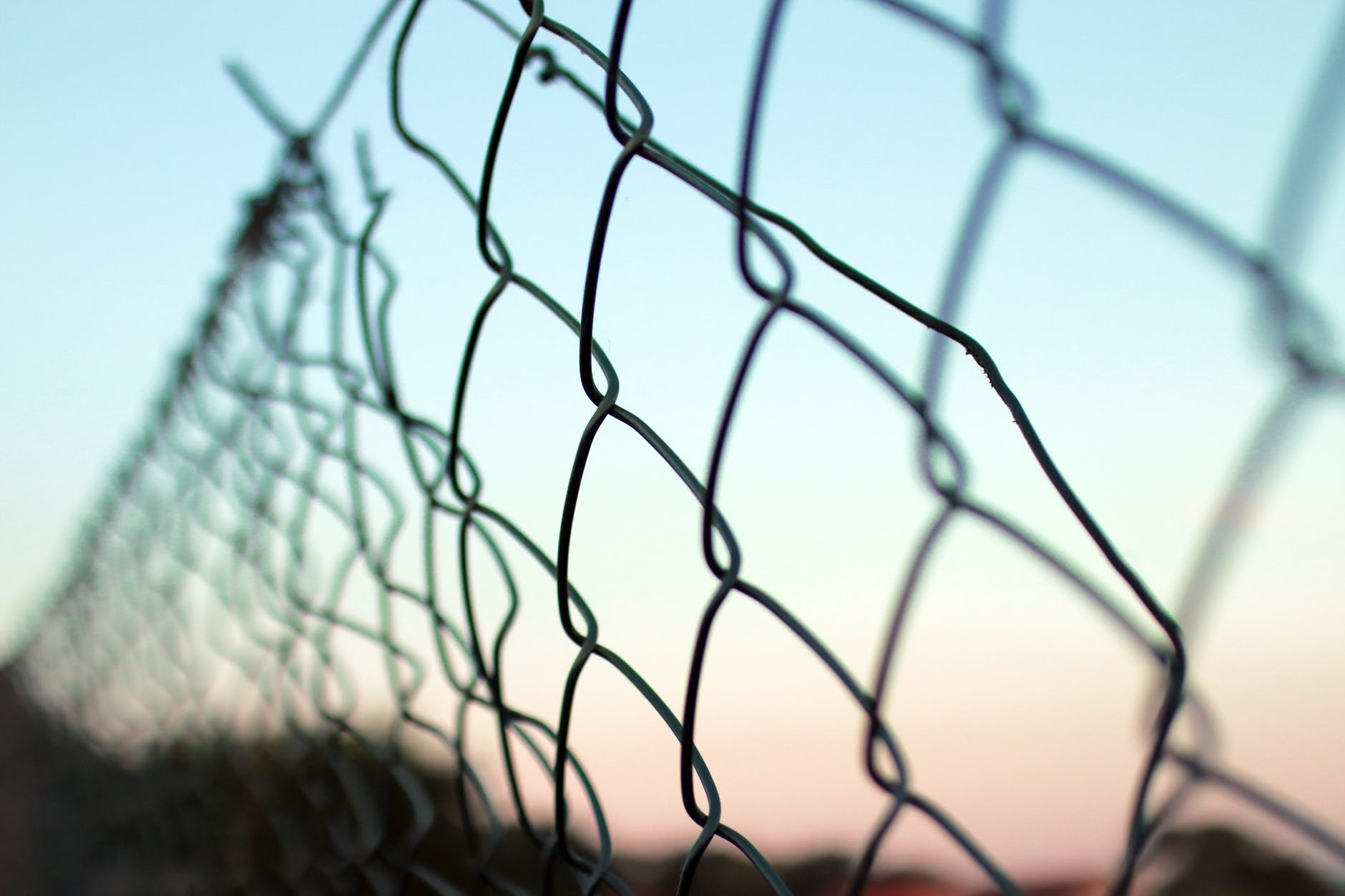 fence obstacle wire mesh wire netting